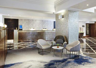 Marriott Reception