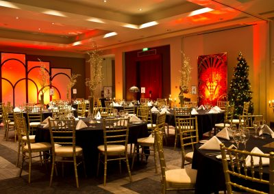 Bridewell Suite_Christmas Event Layout04_Supplier Costs