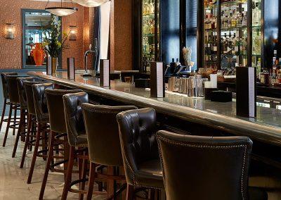 The Mandeville Hotel London Bar