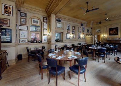 Bistro Restaurant at Hotel du Vin Birmingham