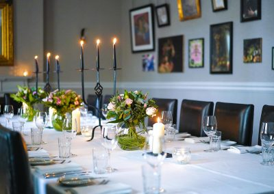 Sassicaia Private Dining Room at Hotel du Vin Birmingham