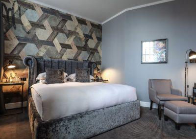 Mal Leeds Bedroom